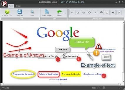 Screenpresso, capturer son écran en images et en vidéos   Websourcing.fr   Stratégie digitale et médias sociaux   Scoop.it