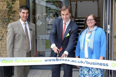 Uni unveils latest £1million building in research and technology park | ESRC press coverage | Scoop.it