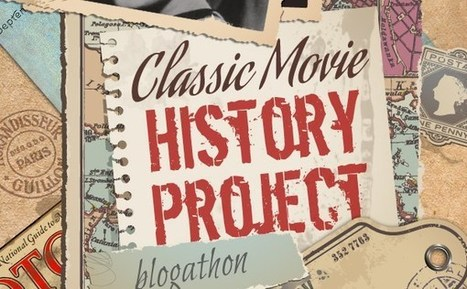 The Classic Movie History Project is here! | Movies Silently | Audiovisual Archives Filmotecas | Scoop.it
