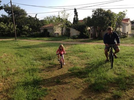 Z biciklom po kruh | Družinski časopis | Scoop.it