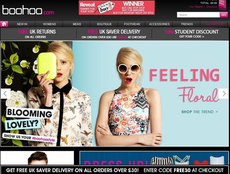 SEO for Fashion Ecommerce Websites | Websites - ecommerce | Scoop.it