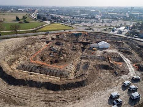 Archéologie: les images de l'incroyable tombe princière de Lavau | Culture à la ferme | Scoop.it