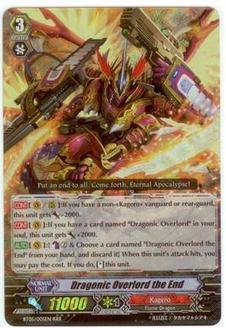Dragonic Overlord The End – Know More About The Deck Profile   Vanguardsingle   Scoop.it