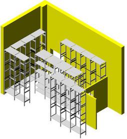 Progettazione d'Interni - Progettazione e Realizzazione | SPECIALE MAGAZZINO | Scoop.it