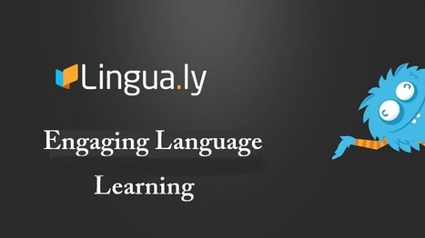 EdTech Startup Lingua.ly Raises $1M for its Immersive Language Platform - EdTechReview™ (ETR) | EdTechReview | Scoop.it