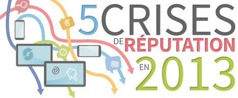 5 crises de réputation online en 2013 | Le Marketing 2.0 | Scoop.it
