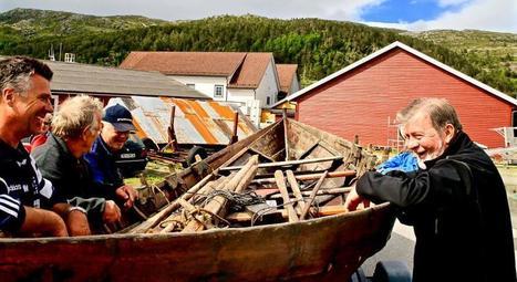 - Her får båten ein god heim   Kystkultur i Norden   Scoop.it