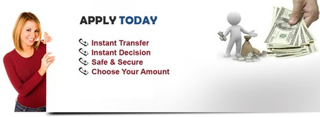 Same Day Loans Option to Save Yourself in Poor Credit Status | www.loanforbadcredits.net | Scoop.it
