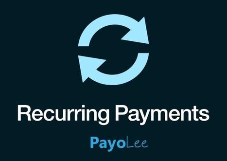 Recurring Payments | Benediktas Gylys | Scoop.it