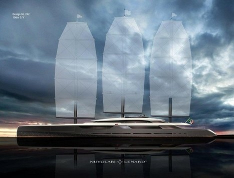 World's Largest Sailing Yacht SOLAR Project by Oceanco — Luxury Yacht Charter & Superyacht News | Western Australia | Scoop.it