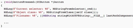Objective-C Expressions for Debugging | iPhone and iPad development | Scoop.it