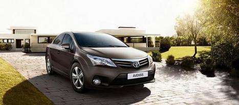 ¿Para cuándo el Toyota Avensis híbrido? | Chapa y Pintura Lumar | Scoop.it