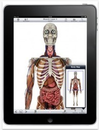 Award Winning iPad Anatomy App | IPAD APPLICATIONS FOR TEACHERS | Scoop.it