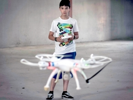 7 Ways to Use Drones in the Classroom | Education Matters | Scoop.it