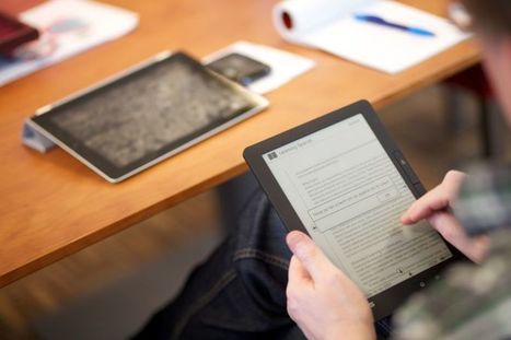 E-books can be lent by libraries just like normal books, rules EU's top court   E-books and libraries   Scoop.it
