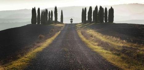 Viaggi in moto: le bellezze della Toscana in sella a una BMW R 80 G/S - InSella.it   Viaggiare   Scoop.it