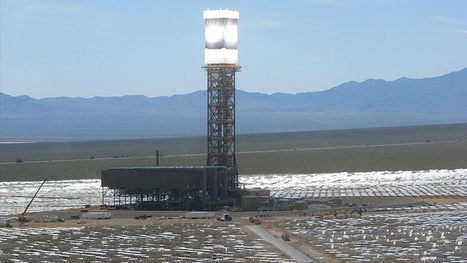 The World's Largest Solar Thermal Power Plant Is Now Online | Social Network for Logistics & Transport | Scoop.it