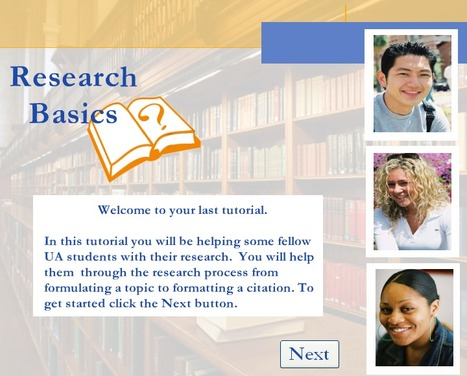 Research Basics | All Things Books | Scoop.it