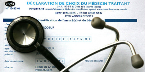 Consultation par téléphone : l'offre d'Axa inquiète les médecins | Nicole Pochat | Scoop.it