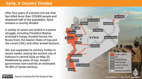 Syria: A Country Divided | NGOs in Human Rights, Peace and Development | Scoop.it
