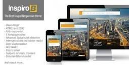 Inspiro B - Themeforest Premium Responsive Theme for Drupal 7 | Theme Mart | Scoop.it