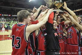 Yup! Pulaski wins first-ever boys state basketball title | Pulaski13 | Scoop.it