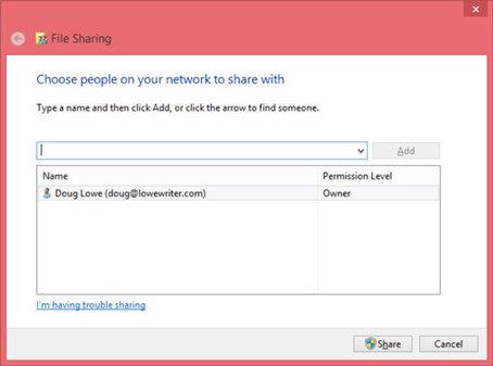 Share Folders in Windows Vista, Windows 7, or Windows 8 - For Dummies | Techy Stuff | Scoop.it