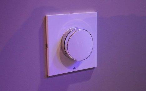 CES 2016 : Awox offre un interrupteur intuitif connecté à ses ampoules | AllMyTech | Scoop.it