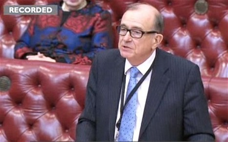 Lord Sewel could be first peer expelled under new rules after 'snorting cocaine with prostitutes' | Policing news | Scoop.it