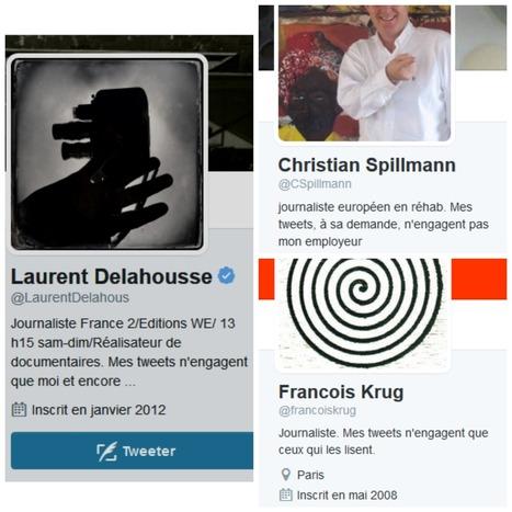 Twitter : La cour de récré des journalistes - Obsweb | Information Publique et Communication | Scoop.it