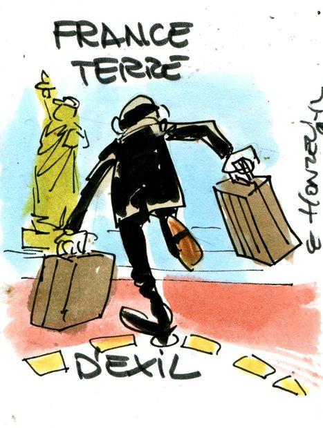 Expatriation : 10 raisons qui font qu'on ne doit rien à l'État ! | Contrepoints | French-Connect | Scoop.it