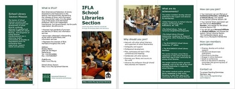IFLA -- School Libraries Section Leaflet 2016 | School Libraries around the world | Scoop.it