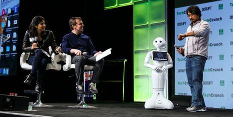 Les meilleures applications pour Pepper vues à Disrupt SF | Une nouvelle civilisation de Robots | Scoop.it