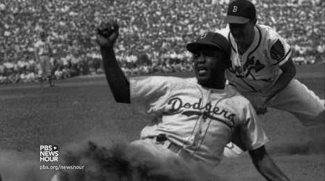 The long influence of Jackie Robinson, on and off the field | Everyday Leadership | Scoop.it