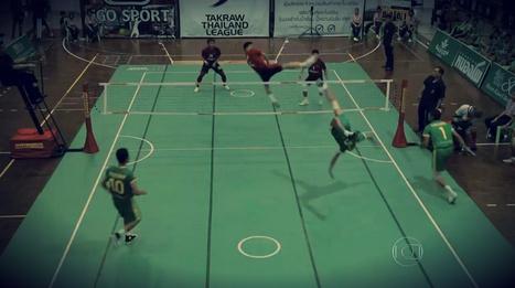 A Bola: Mania no sudeste asiático, Sepak Takraw é um futvôlei radical | ESPORTES - DESAFIOS | Scoop.it