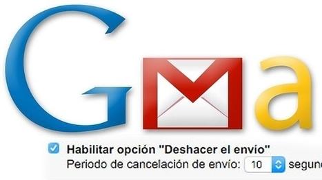 Gmail utilizará inteligencia artificial para detectar el correo no deseado | Noticias sobre Educación y algo más... | Scoop.it