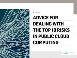 Advice for Dealing With the Top 10 Risks in Public Cloud Computing | Economics-Business-Technology | Scoop.it
