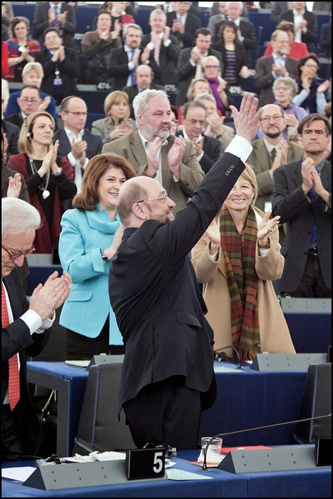 Martin Schulz élu Président du Parlement européen | Union Européenne, une construction dans la tourmente | Scoop.it