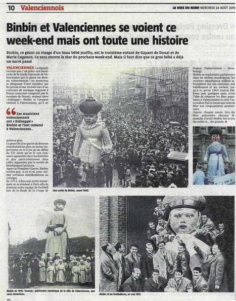 Binbin et Valenciennes se voient ce week-end mais ont toute une histoire | Revue de presse | Scoop.it