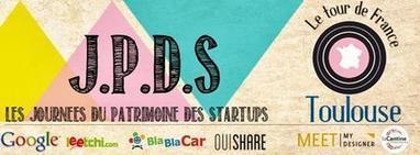 Les Journées du patrimoine des startups - Dejeuner Meetup à la Cantine Toulouse | La Cantine Toulouse | Scoop.it