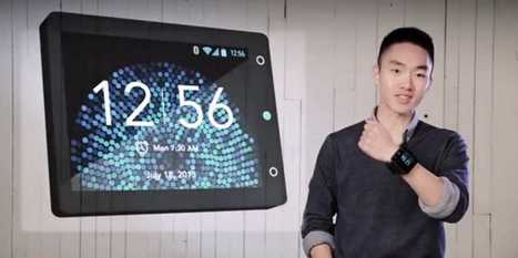 This 19-Year-Old College Dropout May Have Reinvented The Smartwatch | EDucation Leader News | Scoop.it