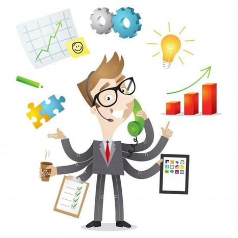Coworking : Une aide à la création d'entreprise ? - Les Glaneurs | Teletravail et coworking | Scoop.it