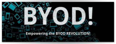 infuselearning | Empowering The BYOD REVOLUTION | Learning Technologies | Scoop.it