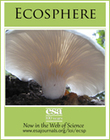 Revistas/Journal: ESA Online Journals - Ecosphere | Educacion, ecologia y TIC | Scoop.it