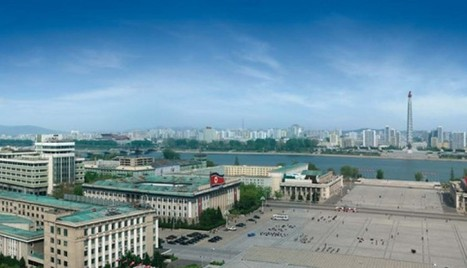 North Korea Tour, Beautiful Kim II Sung Square In Korean Holidays | asia holidays destination picture | Beauty building, park, and city in asia | Scoop.it