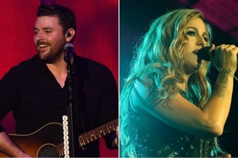 Are More Chris Young / Cassadee Pope Duets in the Future? | Country Music Today | Scoop.it