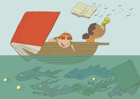 How Did Children's Literature Evolve From Prim Morality Tales to the Likes of Captain Underpants? | Multicultural Children's Literature | Scoop.it