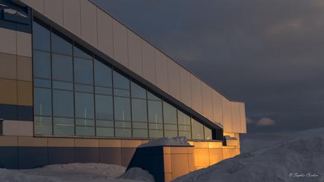 Virée à #Barentsburg - 3e partie : la ville et coucherssssssss de #soleil - #Svalbard #Spitzberg | Hurtigruten Arctique Antarctique | Scoop.it