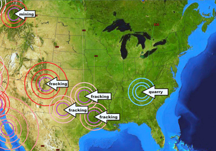 Mounting Evidence Links Earthquakes to Fracking Wastewater Injection Wells | EcoWatch | Scoop.it