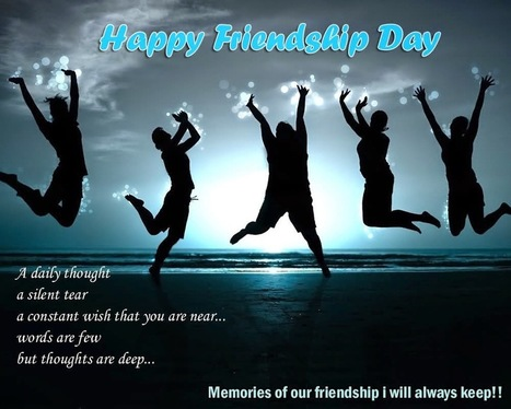 Happy Friendship Day 2014 Quotes, Wallpapers, Wishes | Technology Web | Scoop.it